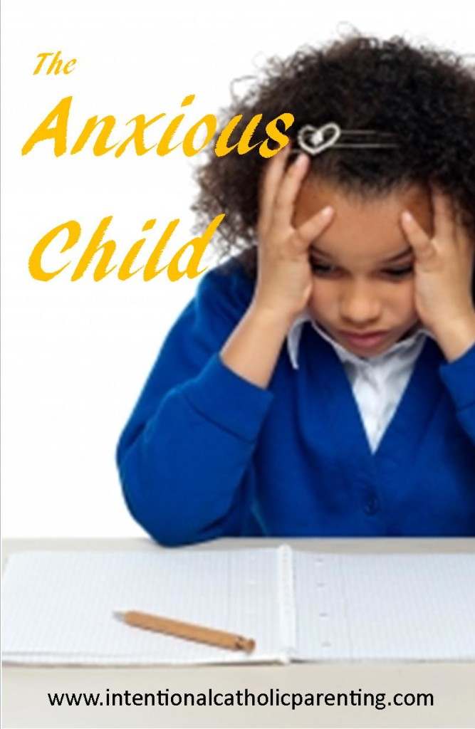 the anxious child
